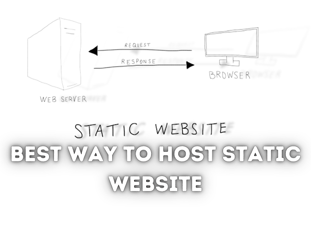 Here's the Best Way To Host Static Web