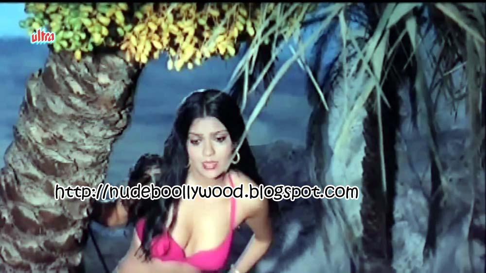 Zeenat aman boob show-3493