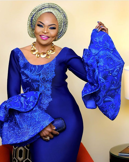 Beautiful And Perfect Looking Gele And Make Over Styles
