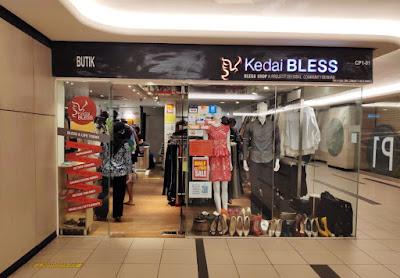 Membeli Sambil Menyumbang – Beli Barangan Preloved Berjenama di Kedai BLESS.