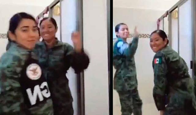 Mando de La Guardia Nacional es denunciado por calenturiento y andar acosando a las oficiales