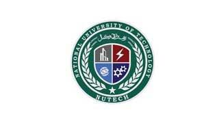 National University of Technology NUTECH Islamabad logo