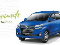Harga dan Fisik : Velg Daihatsu Grand Xenia 2019 X