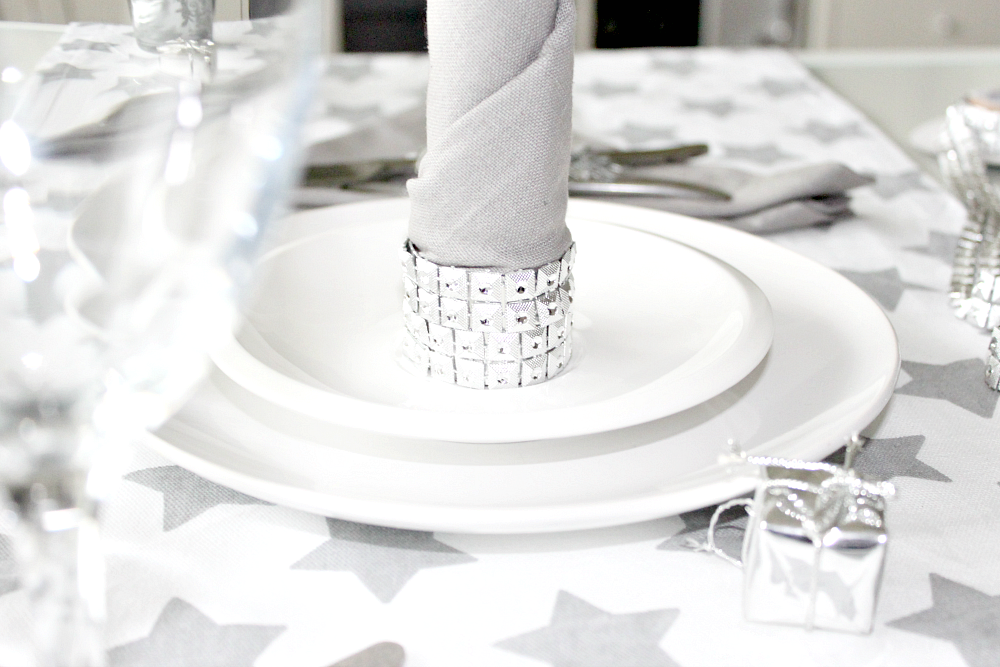 DIY How to make a napkin ring?