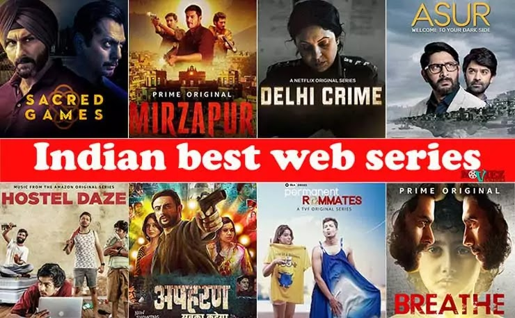 Indian best web series