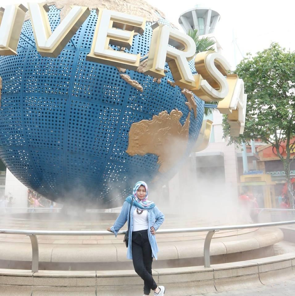 Spot Foto Instagramable di Singapura - Lifestyle Blogger
