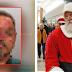 Una pequeña le cuenta a Santa un secreto, segundos después Santa y sus elfos golpean a un pedófilo!!