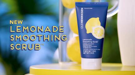 Olehenriksen Lemonade Smoothing Scrub