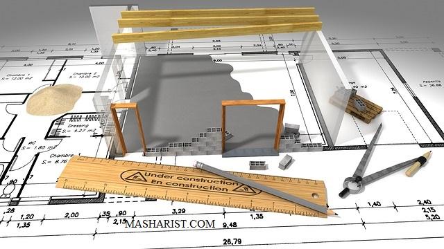 Gambar Konstruksi
