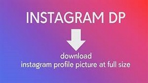 Instadp - Download Stories dan Melihat Foto Profil IG