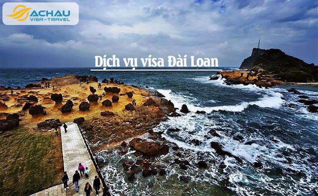 Điều kiện đáp ứng khi xin visa Đài Loan