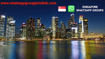 Singapore WhatsApp Group Joins Link