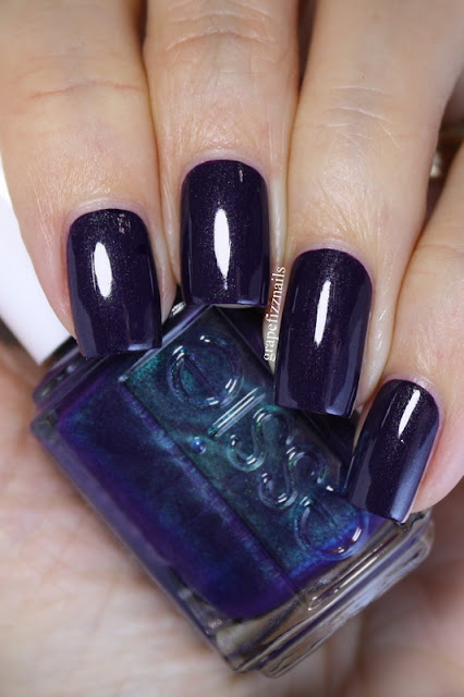 Essie Dressed to the Nineties swatch and review