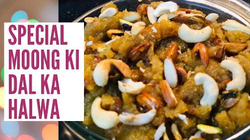 Homemade | Moong Dal Halwa| Indian Sweet