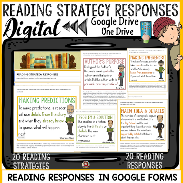 DIGITAL READING RESPONSE STRATEGIES