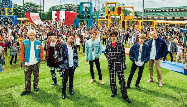 GENERATIONS from EXILE TRIBE - One in a Million -Kiseki no Yoru ni- Lyrics