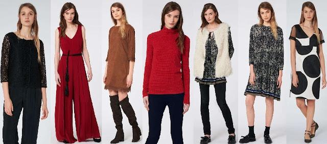 pennyblack moda donna, collezione autunno-inverno 2016/17