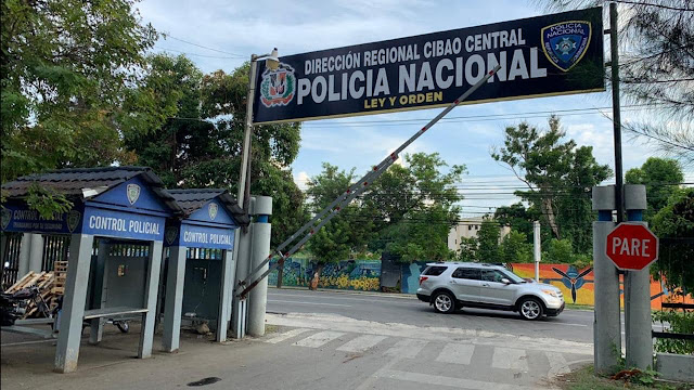 Policía Nacional apresa a tres jóvenes acusados de realizar asaltos en Santiago