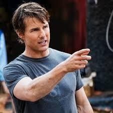 Aktor Tom Cruise Garap Film Luar Angkasa Bersama NASA