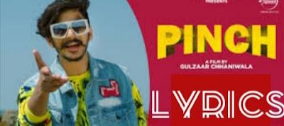 PINCH LYRICS & MEANING - Gulzaar Chhaniwala | Haryanvi Song