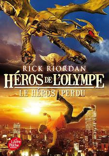 Héros de l'Olympe de Rick Riordan