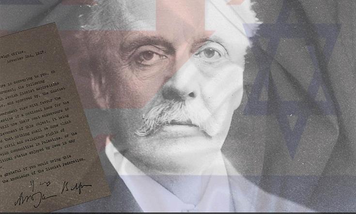 Deklarasi Balfour, Awal Mula Konflik Israel dan Palestina