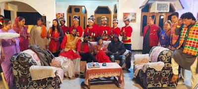 Apna Bana Lo Bhojpuri Movie shooting location photo