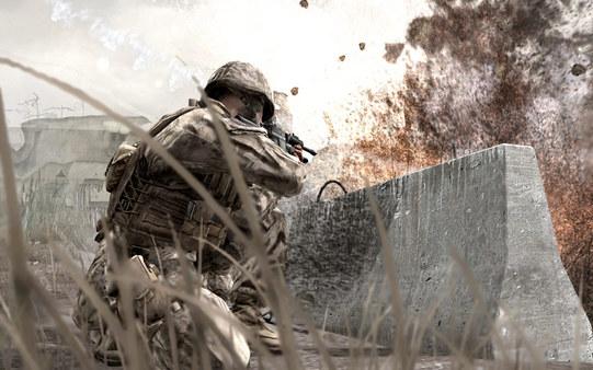 Call of Duty 4 Modern Warfare Free Game
