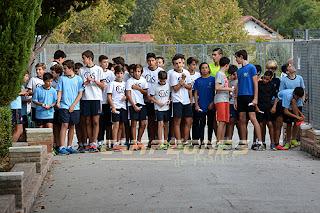 Atletismo Escolar Aranjuez - Cross Santiago