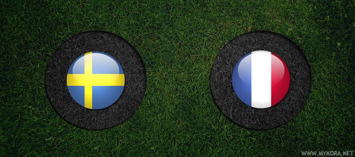 فرنسا والسويد بث مباشر