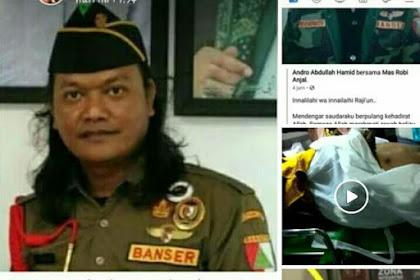 Viral... Pria di Sampang Pura-Pura Mati Karena Terlilit Utang, Ternyata Anggota Banser