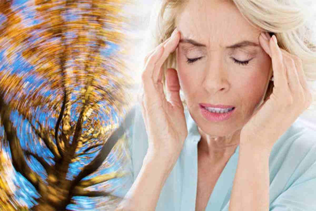Sintoma da Menopausa - Tontura