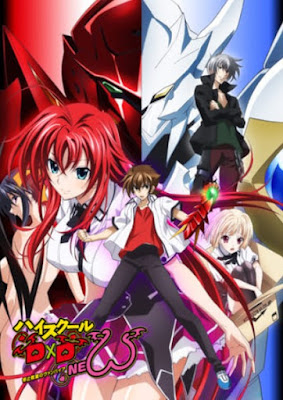 High School DxD Season 2 Sub Indo BD
