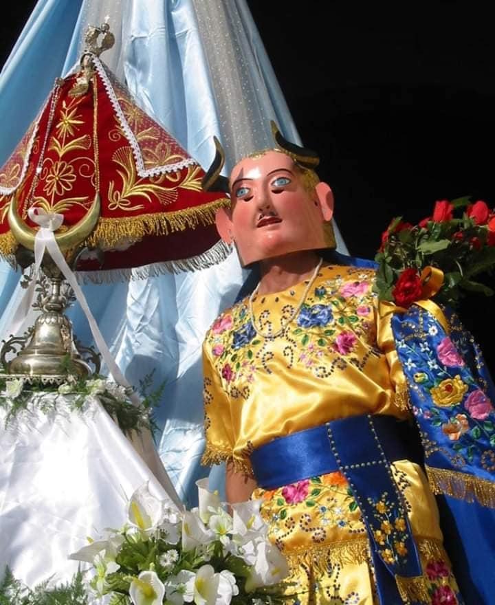 Historia y devoción de la danza de diablos de Cajabamba - video