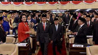 Inilah Isi Sumpah dan Janji Anggota DPR RI 2019-2024
