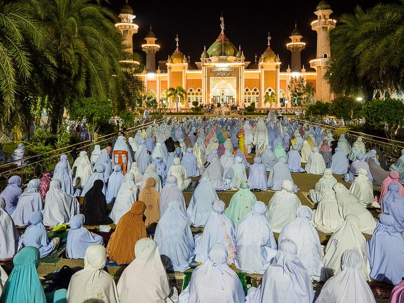 My Occasional Blog: Ramadan in Pattani