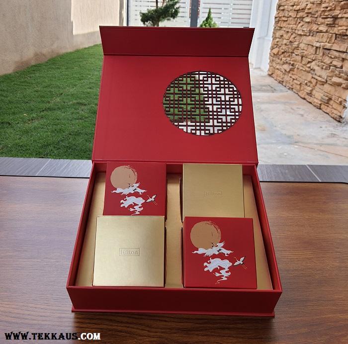 DoubleTree Beautiful Mooncakes Gift Box Set