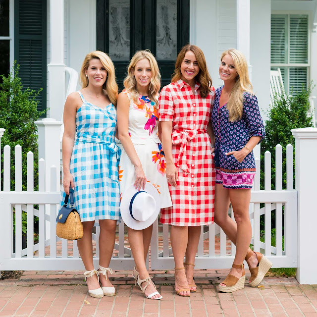 Martha's Vineyard with Draper James, Reese Witherspoon's Clothing Line