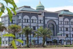 Jurusan dan Daya Tampung SPAN-PTKIN Universitas Islam Indonesia Sultan Syarif Kasim Riau (UIN SUSKA)