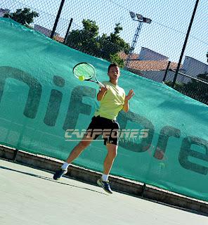 Tenis Aranjuez Coronavirus Covid-19