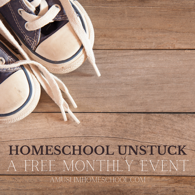 Homeschool Unstuck a free Q&A for muslim mums