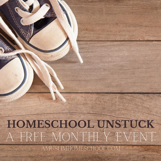 Homeschool Unstuck a free Q&A for muslim mums