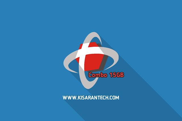 Cara Daftar Paket Combo Telkomsel 15GB 75.000