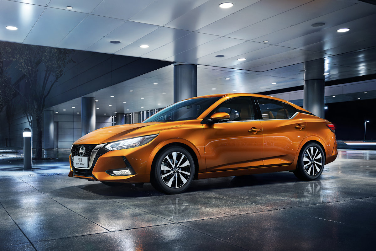Nissan Continues Its Sportification With The All New Sylphy W 7 Photos Carguide Ph Philippine Car News Car Reviews Car Prices