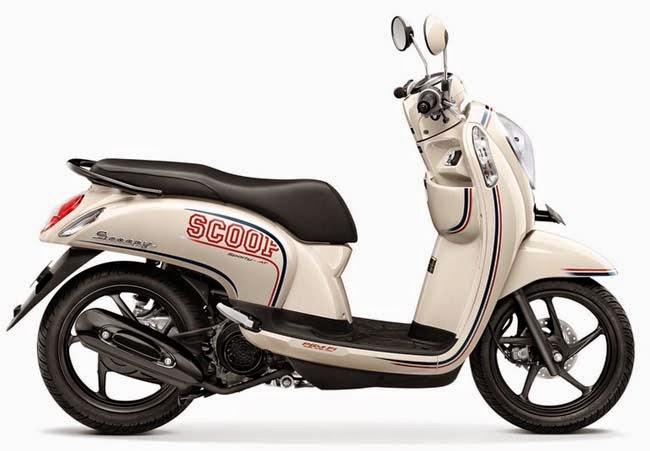 Harga Honda Scoopy FI Bulan Oktober 2016 | MOTORCOMCOM
