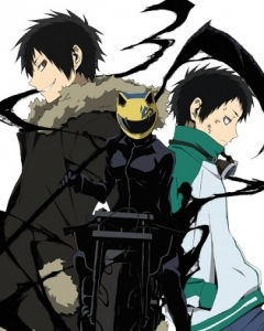 Durarara X2 Ten Episode 1