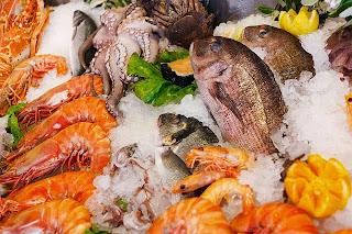 Makanan Laut Untuk Kesehatan