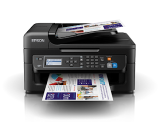 Epson WorkForce WF-2631 Printer Drivers Download
