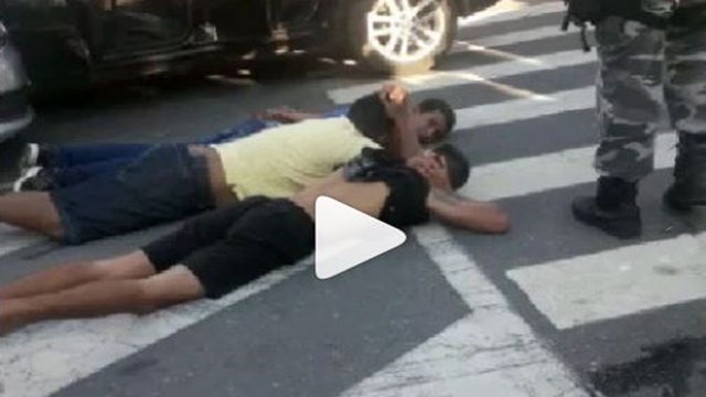 Força Tática e bandidos trocam tiros em plena tarde no Mercado Central em JP