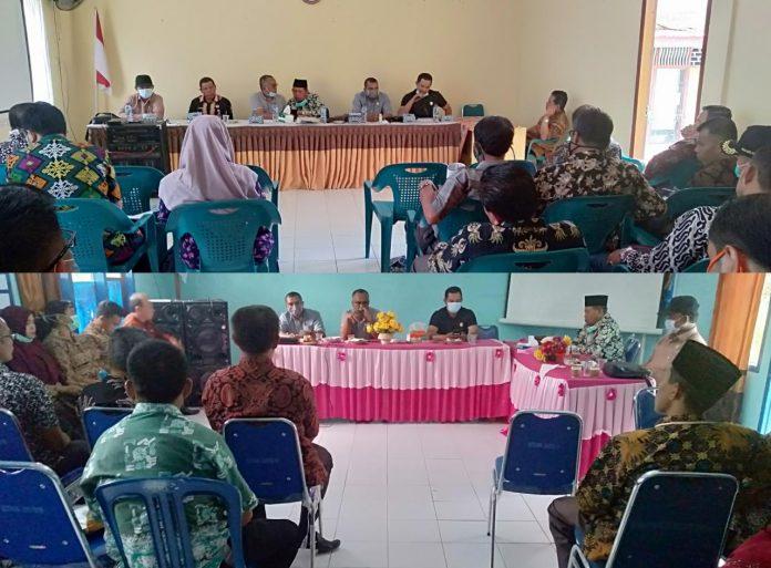Pantau Penanganan Covid-19, Anggota DPRD Sungai Penuh Dapil III Turun ke Dua Kecamatan